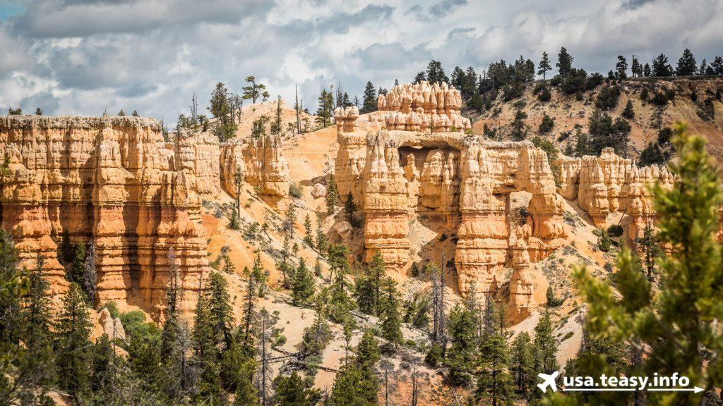 Bryce Canyon - Steinformationen (Sunrise Point) 03