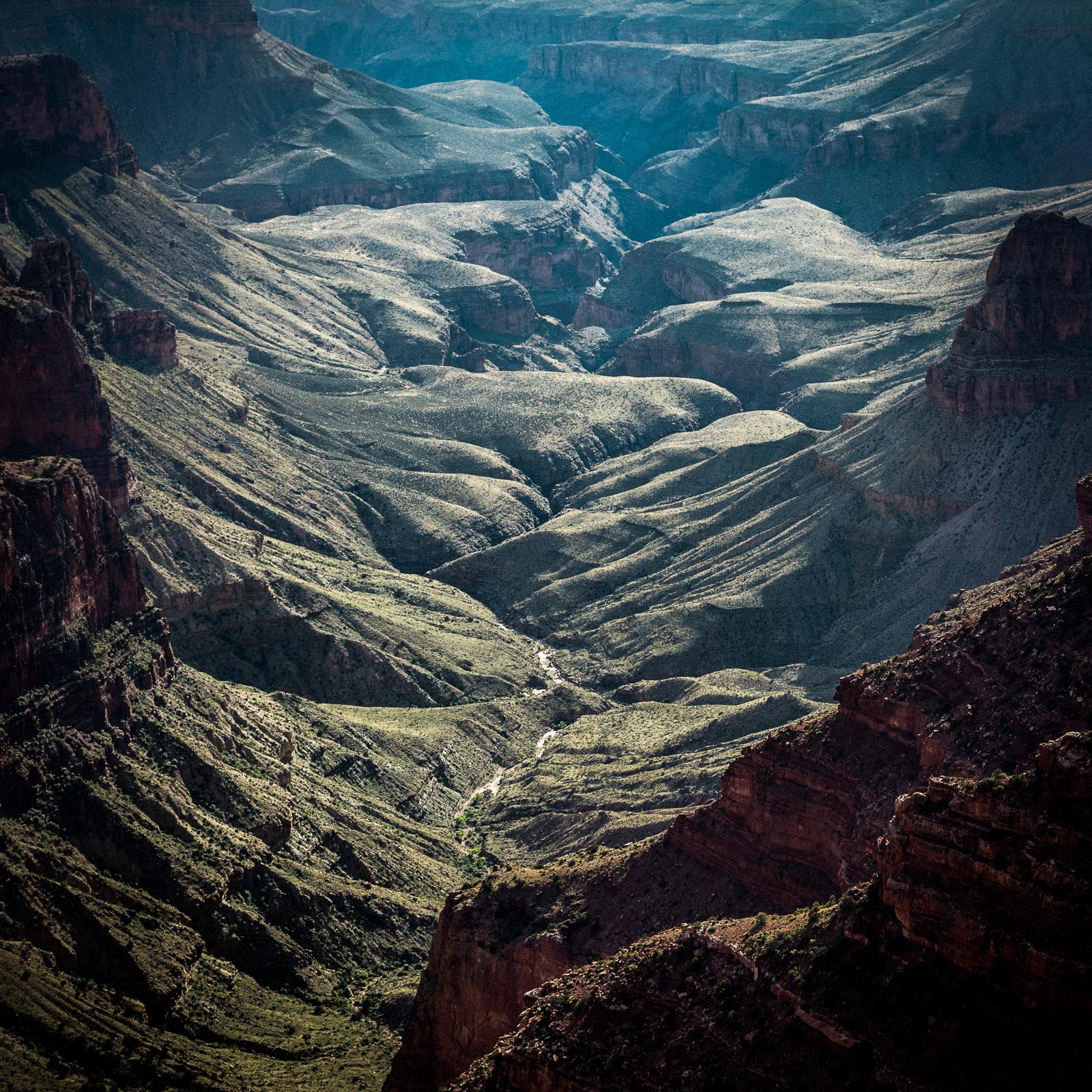 Grand Canyon – North Rim: Der Wow-Effekt