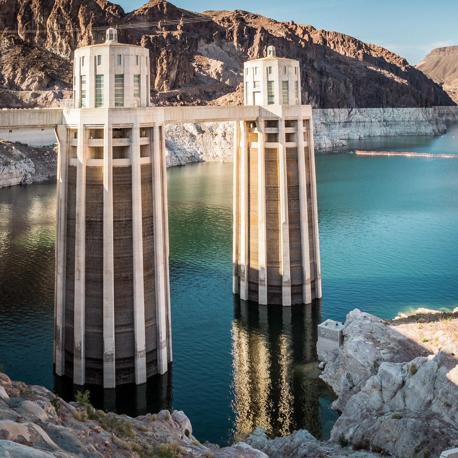 Hoover Staudamm – oder wie der Colorado River besänftigt wurde