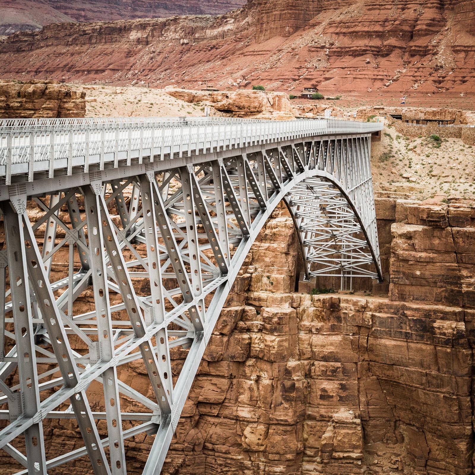 Navajo Bridge – doppelt hält besser