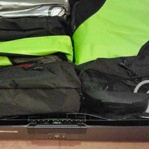 Mit Koffertaschen reisen - eine praktische Sache