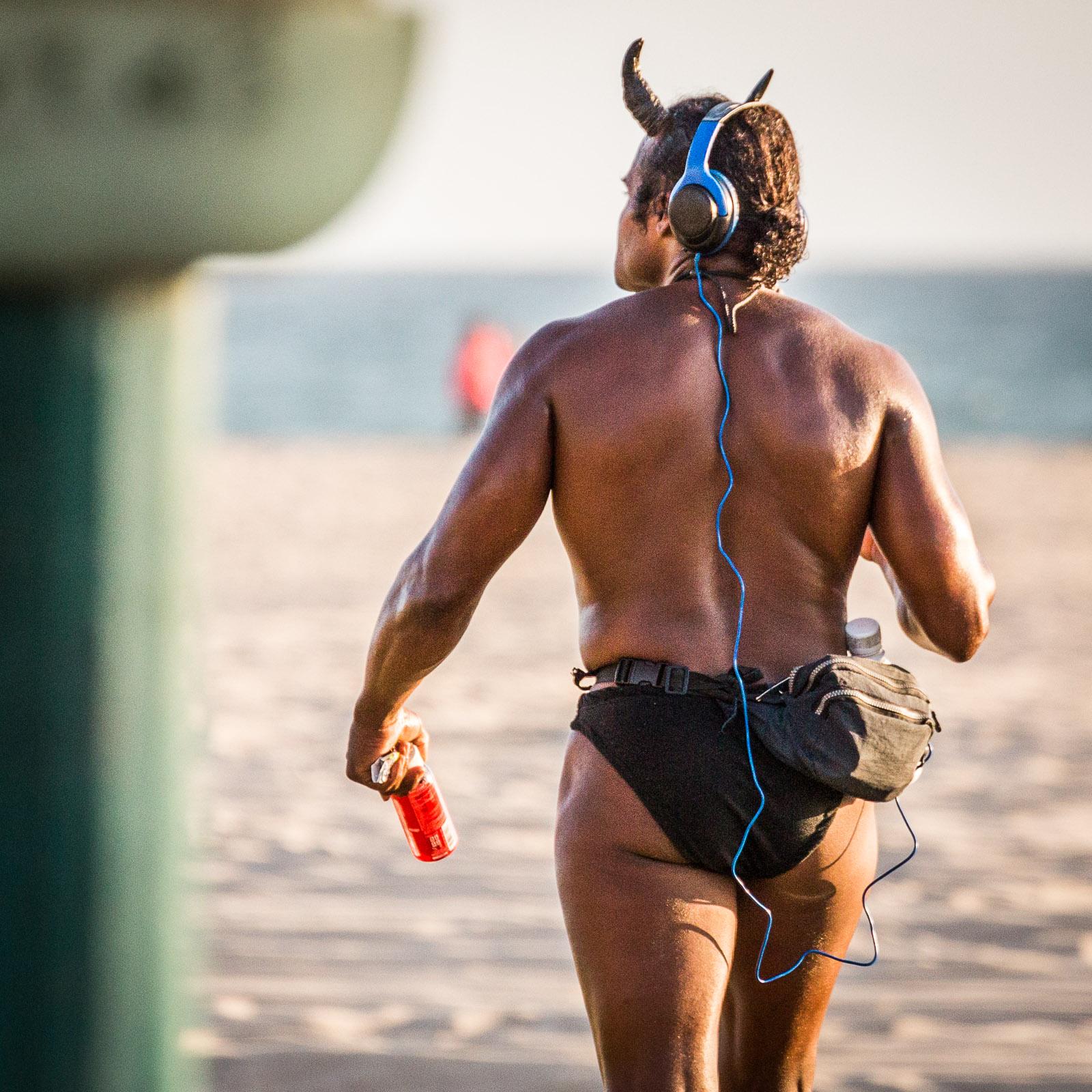 Venice Beach mit Boardwalk: Buntes Treiben und gute Laune