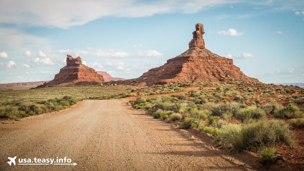 Valley of the Gods: Die Geister der Vorfahren der Navajo.